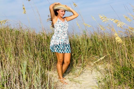 Ocean Isle Beach Photography senior portraits