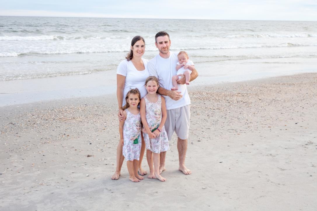 The best family beach photography in Ocean Isle Beach