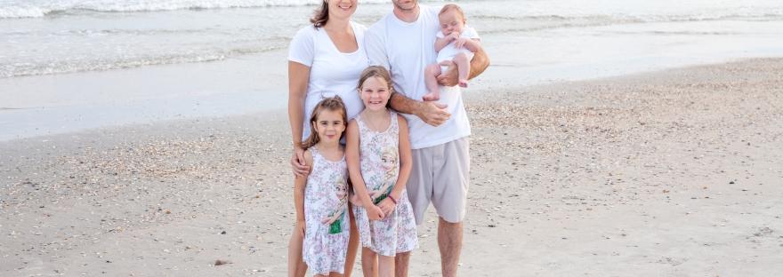 Ocean Isle Beach family photography